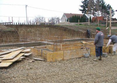 Početak izgradnje obiteljska kuće - Varaždinbreg (14)