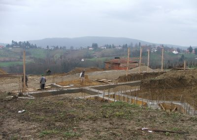 Početak izgradnje obiteljska kuće - Varaždinbreg (17)