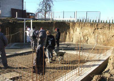 Početak izgradnje obiteljska kuće - Varaždinbreg (18)