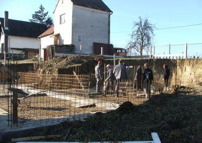 Početak izgradnje obiteljska kuće - Varaždinbreg (19)