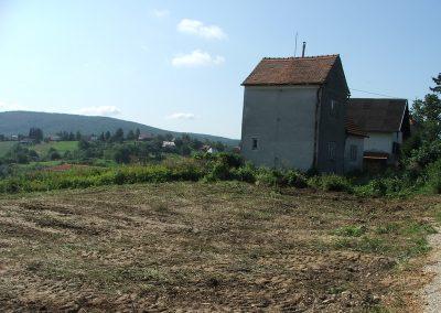 Početak izgradnje obiteljska kuće - Varaždinbreg (2)
