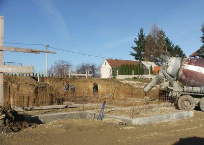 Početak izgradnje obiteljska kuće - Varaždinbreg (20)