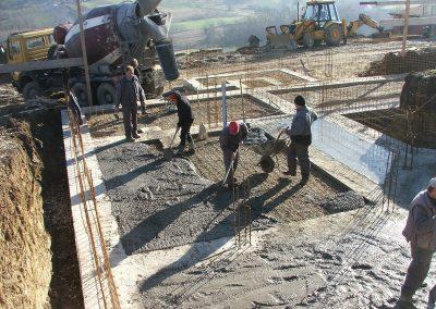Početak izgradnje obiteljska kuće - Varaždinbreg (24)