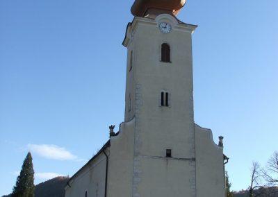 Župna crkva - Bednja (3)