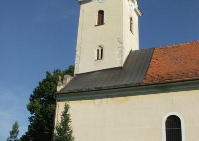 Župna crkva - Bednja (8)